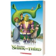 Shrek the Third and Audio CD, Anne Hughes, SCHOLASTIC