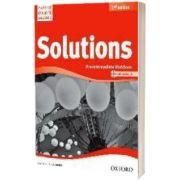 Solutions. Pre-Intermediate. Workbook and Audio CD Pack