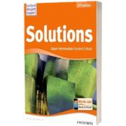 Solutions. Upper-Intermediate. Students Book