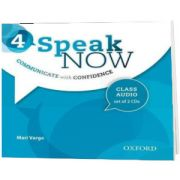 Speak Now 4. Class Audio CDs