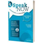 Speak Now 4. Teachers Book with Testing CD-ROM