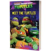 Teenage Mutant Ninja Turtles. Meet the Turtles!, Fiona Davis, SCHOLASTIC
