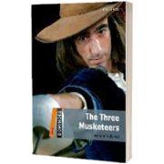 The Three Musketeers. Dominoes Two, Alejandro Dumas, OXFORD UNIVERSITY PRESS