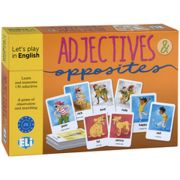 Adjectives and Opposites level A1-B1, ELI
