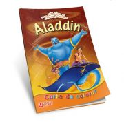 Aladin. Carte de colorat