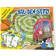 Bau den Satz! A2-B1, Siegfried Lenz, ELI