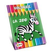 Colorez la zoo