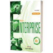 Curs limba engleza New Enterprise A1. Manualul profesorului, Jenny Dooley, Express Publishing