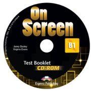 Curs limba engleza On Screen B1 Teste CD, Jenny Dooley, Express Publishing