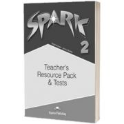 Curs limba engleza Spark 2 Monstertrackers. Material aditional pentru profesor, Jenny Dooley, Express Publishing