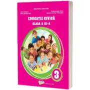 Educatie civica, manual pentru clasa a III-a, Adina Grigore, Ars Libri