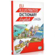 ELI Illustrated Dictionary English with audio and interactive tasks, ELI