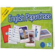 English Paperchase A2, ELI