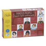 Famous People from the Englishspeaking world level A2-B1, ELI