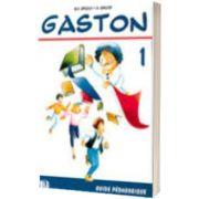Gaston 1. Guide pedagogique, H Challier, ELI