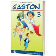 Gaston 3. Livre de l eleve, H Challier, ELI
