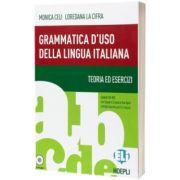 Grammatica d uso della Lingua Italiana, Monica Celi, ELI