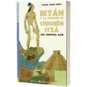 Iktan y la piramide de Chichen Itza, R. Garcia Prieto, ELI