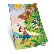 Jack si vrejul de fasole - Povesti de colorat (Macaw Book)