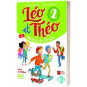 Leo et Theo 2. Livre de l eleve, Dominique Guillemant, ELI