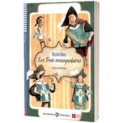Les trois mousquetaires, Alexandre Dumas, ELI