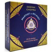Meditatii si afirmatii - set 64 cartoline, Chopra Deepak, For You