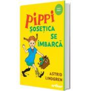 Pippi Sosetica se imbarca, Astrid Lindgren, Arthur