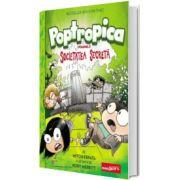 Poptropica. Societatea secreta, volumul III, Mitch Krpata, Arthur