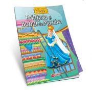 Printesa si bobul de mazare - Povesti de colorat (Macaw Book)