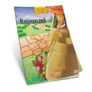 Rapunzel - Povesti de colorat (Macaw Book)