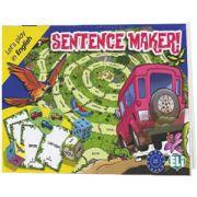 Sentence maker! A2-B1, ELI