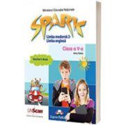 Spark. Limba moderna 2 Engleza. Clasa a V-a. Manual profesor, Jenny Dooley, Express Publishing