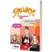 Spark Limba moderna 2 Limba engleza Clasa a VI-a. Manual profesor, Jenny Dooley, Express Publishing