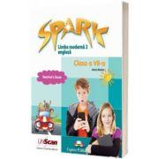 Spark Limba moderna 2 Limba engleza Clasa a VII-a. Manual profesor, Jenny Dooley, Express Publishing