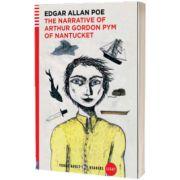 The narrative of Arthur Gordon Pym of Nantucket with audio downloadable multimedia contents with ELI LINK App, Edgar Allan Poe, ELI