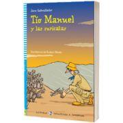 Tio Manuel y las suricatas, Jane Cadwallader, ELI