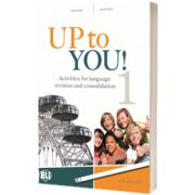 Up to You! 1. With Audio CD, Fergal Kavanagh, ELI