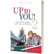 Up to You! 2. With Audio CD, Fergal Kavanagh, ELI, Fergal Kavanagh, ELI