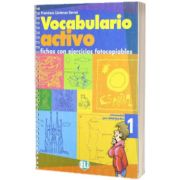 Vocabulario Activo 1. Fotocopiable, Francisca Cardenas Bernal, ELI