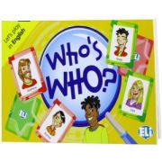 Whos Who? A2, ELI