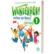 Wunderbar! 1 Arbeitsbuch, M. A. Apicella, ELI
