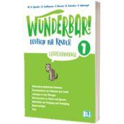 Wunderbar! 1 Lehrerhandreichungen, M. A. Apicella, ELI