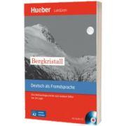 Bergkristall. Leseheft mit Audio CD, Urs Luger, HUEBER