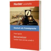 Besserwisser Lesehefte, Franz Specht, HUEBER