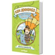 Cartile micului geniu. Harti si geografie, Ken Jennings, ARTHUR