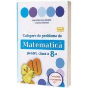 Culegere de probleme de matematica, PUISORUL- pentru clasa a VIII-a., Ioana Monalisa Manea, LOGOS JUNIOR