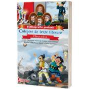 Culegere de texte literare - clasa a II-a. Bibliografia scolara, UNICART