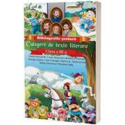 Culegere de texte literare - clasa a III-a. Bibliografia scolara, UNICART