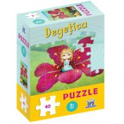 Degetica - puzzle, DIDACTICA PUBLISHING HOUSE