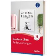 Deutsch uben. Redewendungen Buch A2. B1, Marion Techmer, HUEBER